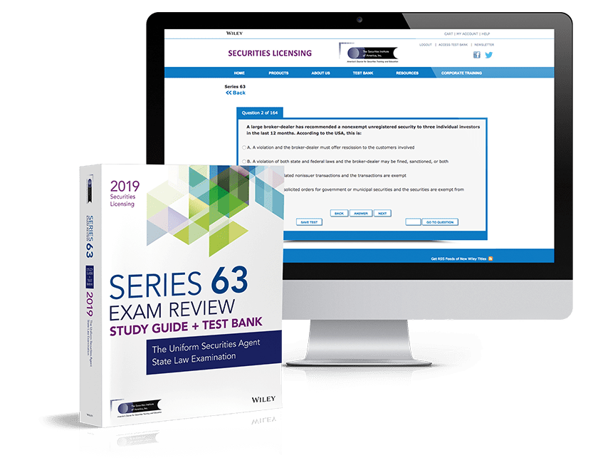Series-63 Learning Products