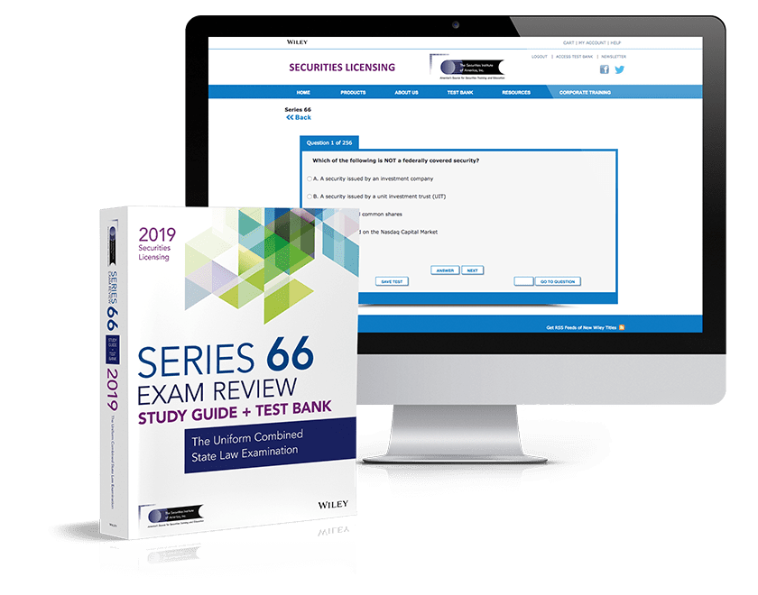 Series-66 Learning Products